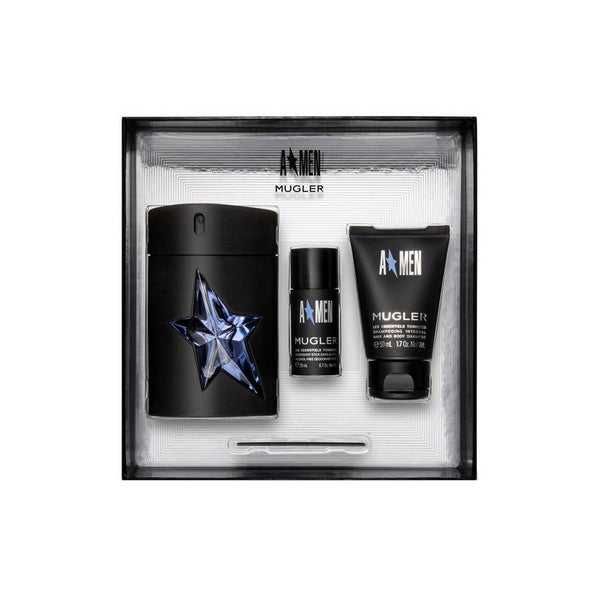 Parfumset voor Heren A*men Thierry Mugler (3 pcs)
