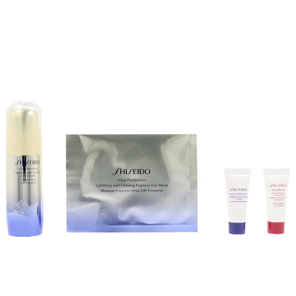 Oogcontour Shiseido Vital Perfection (4 pcs)