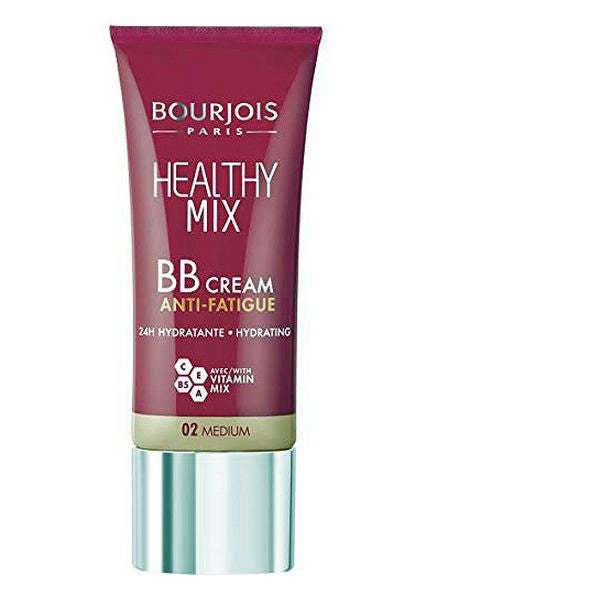 Hydraterende Crème met Kleur Healthy Mix Bb Bourjois (20 ml)