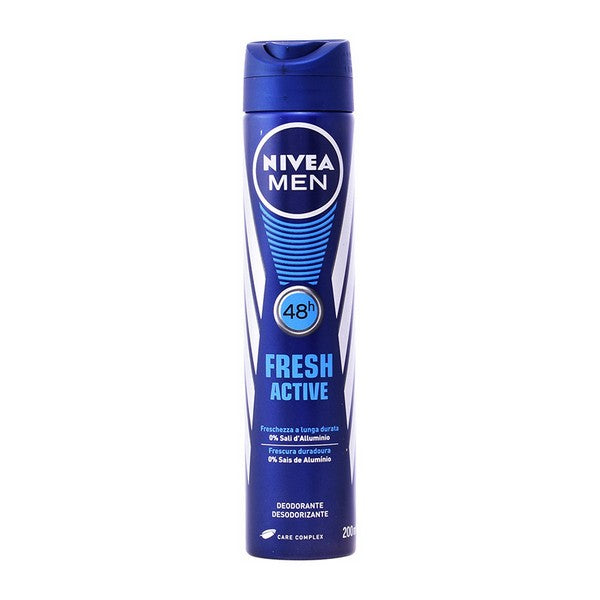 Deodorant Spray Men Fresh Active Nivea (200 ml)