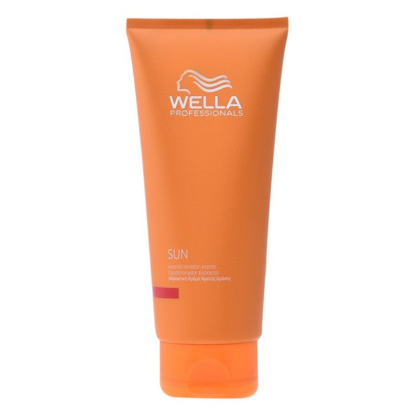Herstellende Conditioner Sun Express Wella (200 ml)