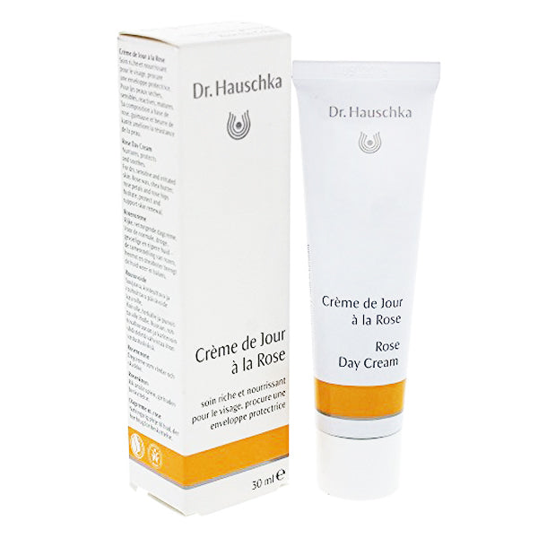 Hydraterende Crème Rose Dr. Hauschka (30 ml)