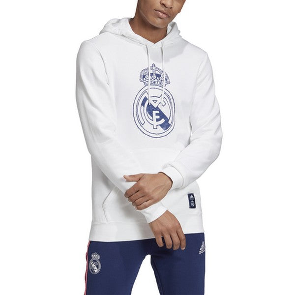 Herenhoodie Real Madrid Adidas DNA HD