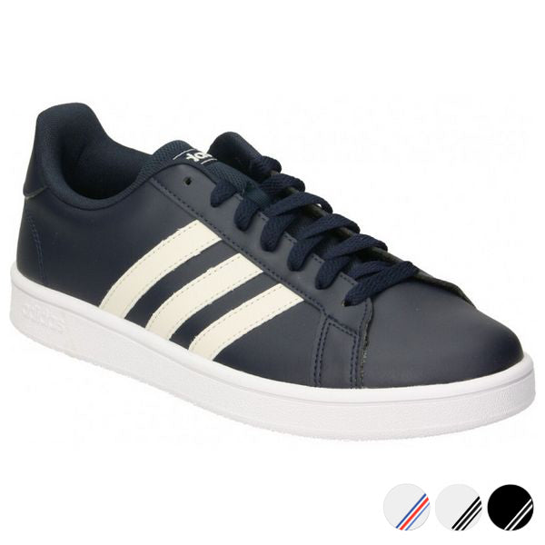 Casual Herensneakers Adidas Grand Court Base