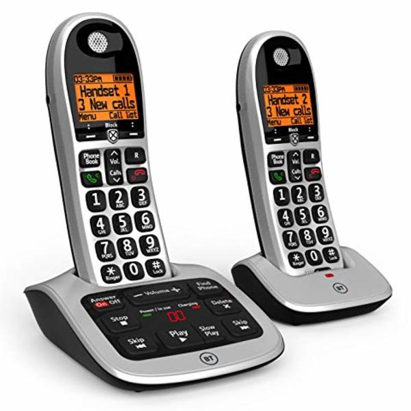 Draadloze telefoon 55263 British Telecom (2 pcs) (Refurbished A+)