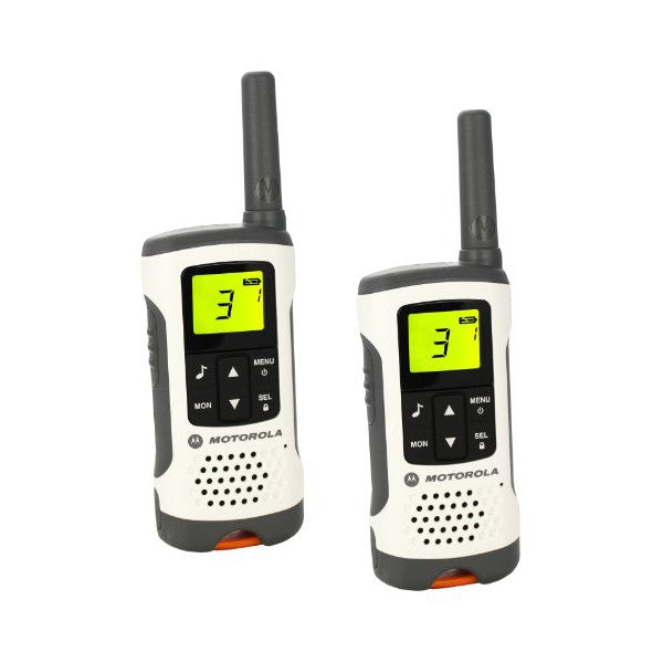 Walkie-Talkie Motorola T50 (2 Pcs) Wit Grijs