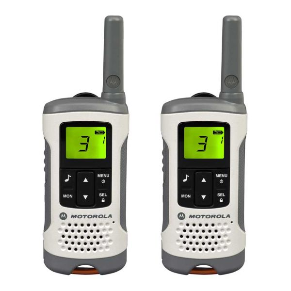 Walkie-Talkie Motorola TLKR T50 Wit