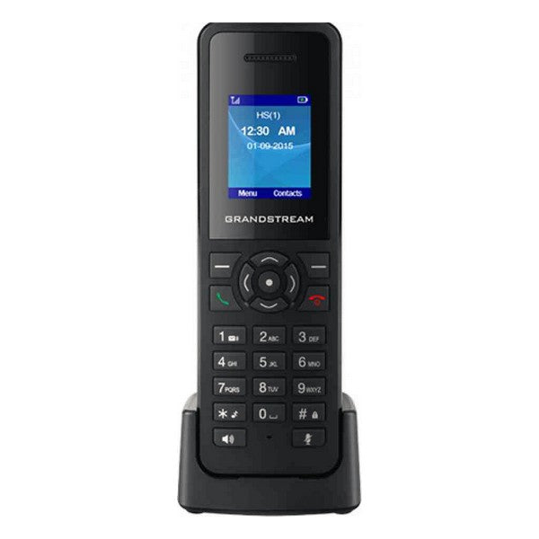 Draadloze telefoon Grandstream Networks DP720 Zwart (Refurbished A+)