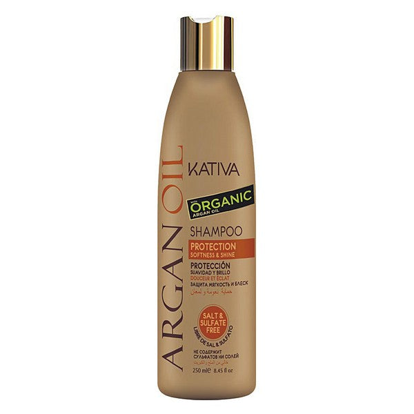 Shampoo Argan Oil Kativa (250 ml)