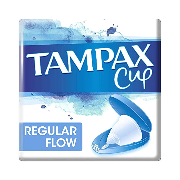 Fluitglas Regular Flow Tampax