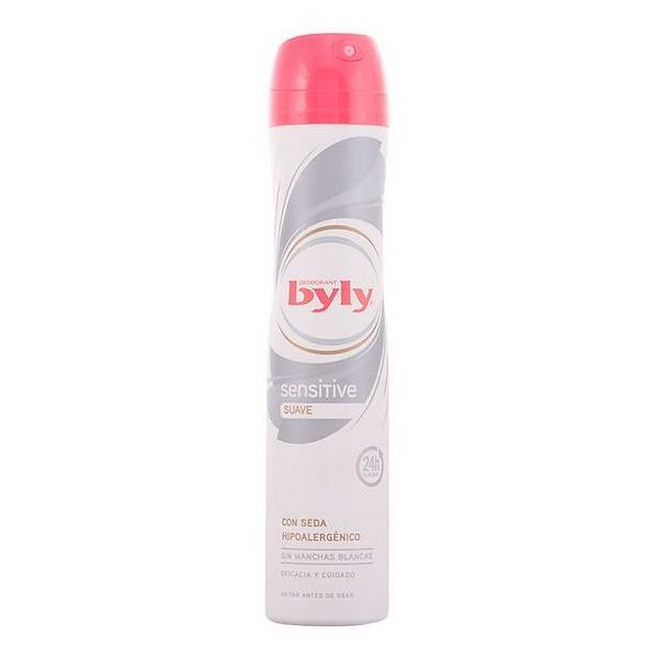Deodorant Spray Sensitive Byly
