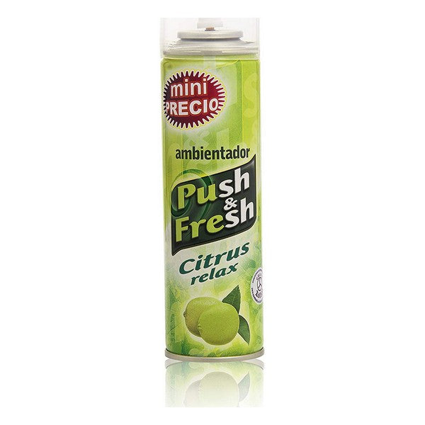 Luchtverfrisserspray Push & Fresh (200 ml)