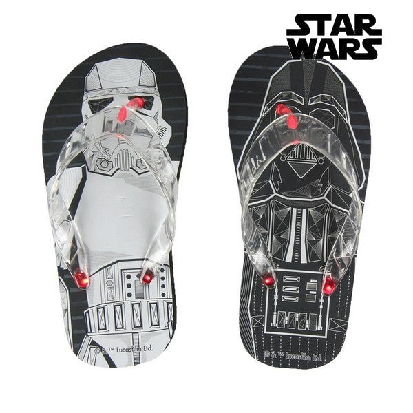 Slippers met LED Star Wars 73085