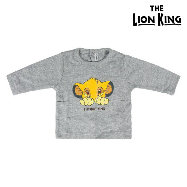 Pyjama Kinderen The Lion King 74595 Grijs