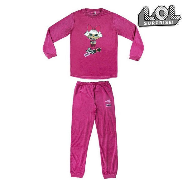 Pyjama Kinderen LOL Surprise! 74804 Fuchsia