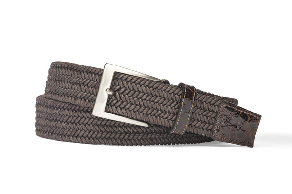 Stretch Belt - Chocolate