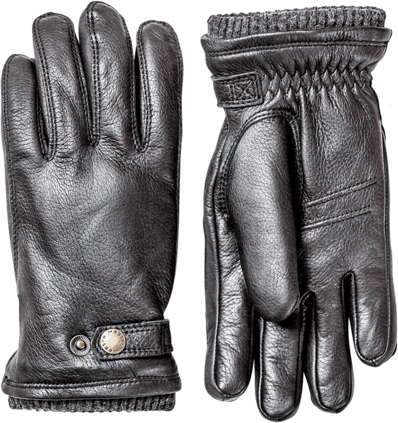 Elk UTSJÖ Gloves - Black