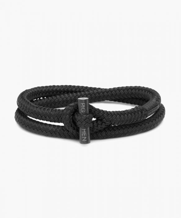 Tiny Ted Bracelet - Black