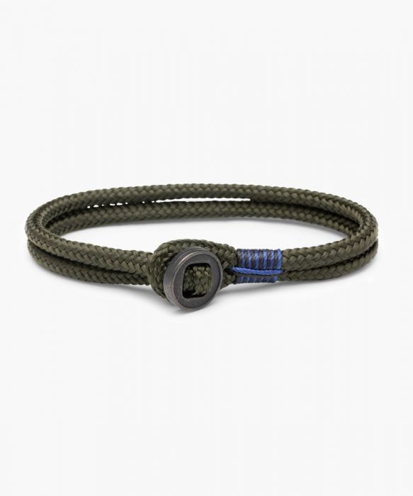 Don Dino Bracelet - Army/Black
