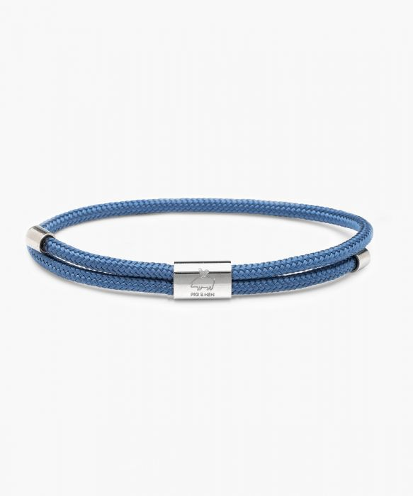 Little Lewis Bracelet - Violet Blue