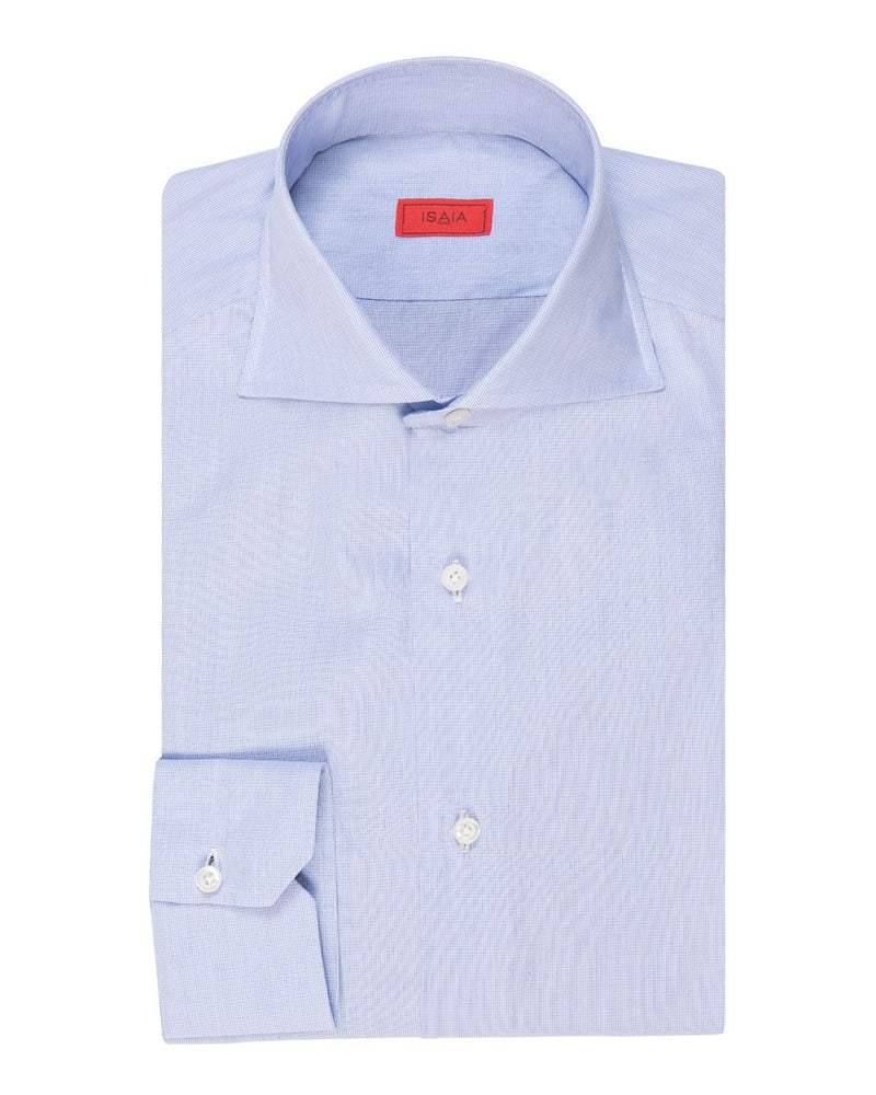 Tonal Textured Dress Shirt