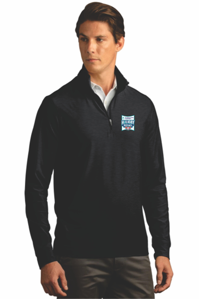 Greg Norman Play Dry Heather Quarter Zip