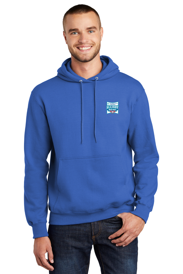 Port & Company Essential  Fleece Pullover Hoodie