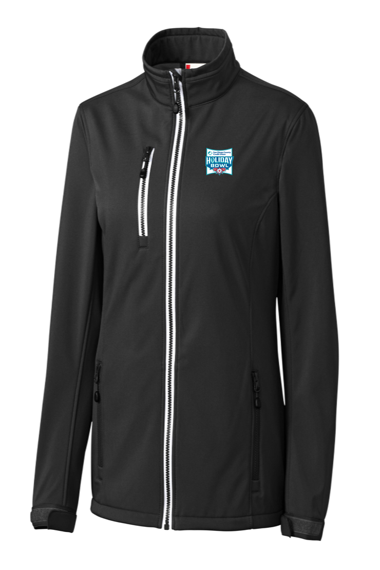 Ladie's Telemark Softshell Full-Zip