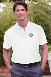 Vansport Omega Solid Mesh Tech Polo