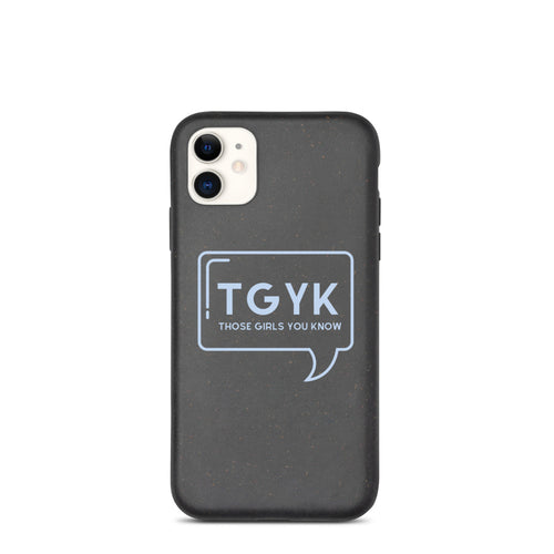 TGYK Biodegradable Phone Case