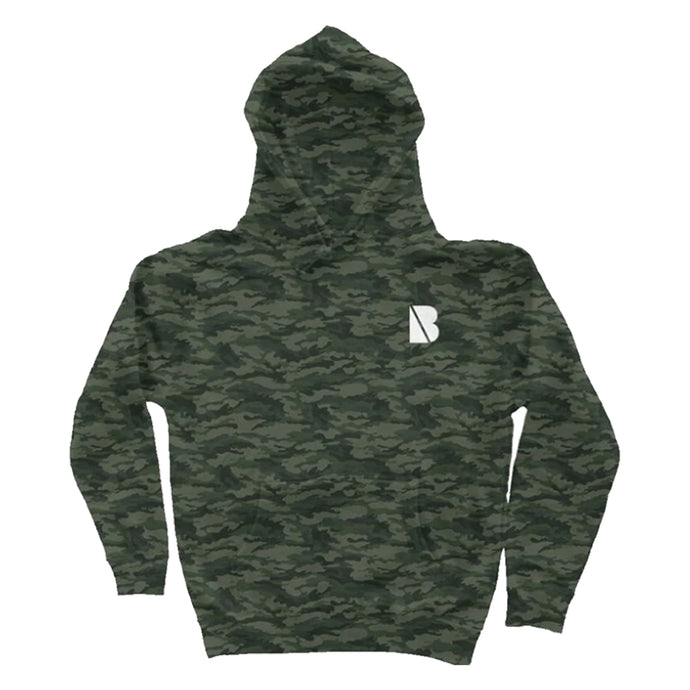 Big Night Camo Hoodie