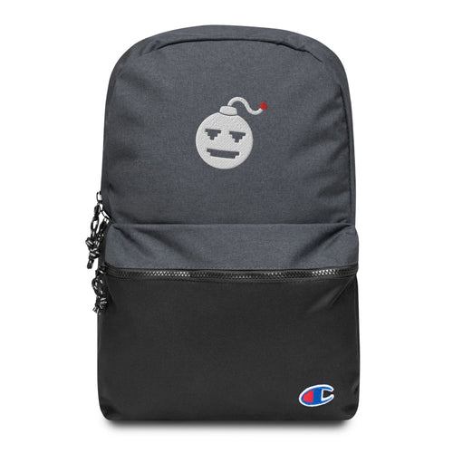 Limited Edition TBBP Embroidered Champion Backpack