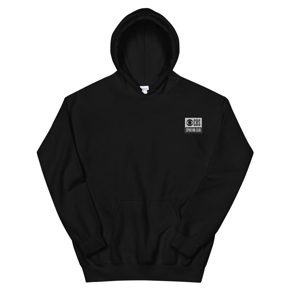 CBS Sporting Club Embroidered Hoodie
