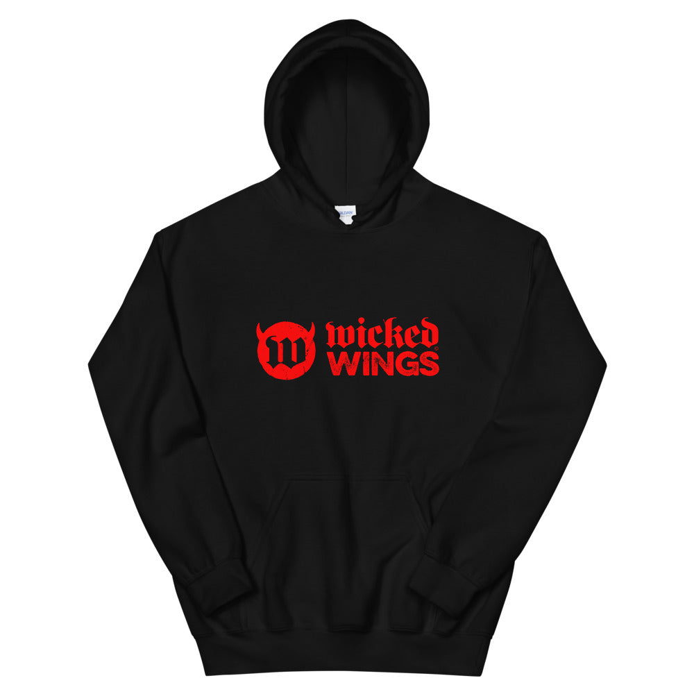 Wicked Wings Hoodie