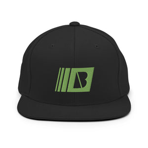 Big Night Breaks Snapback Hat
