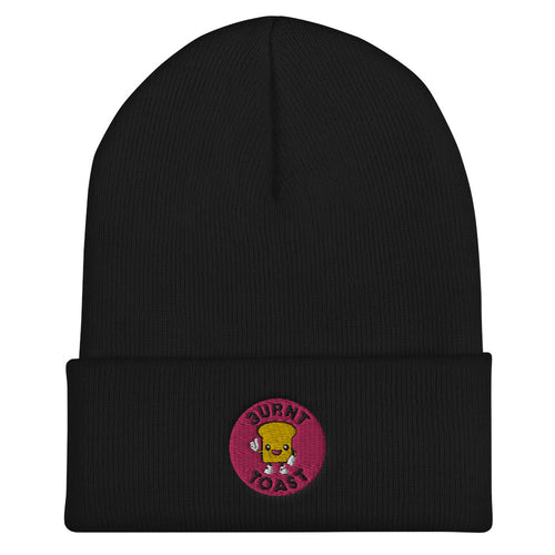 Burnt Toast Cuffed Beanie