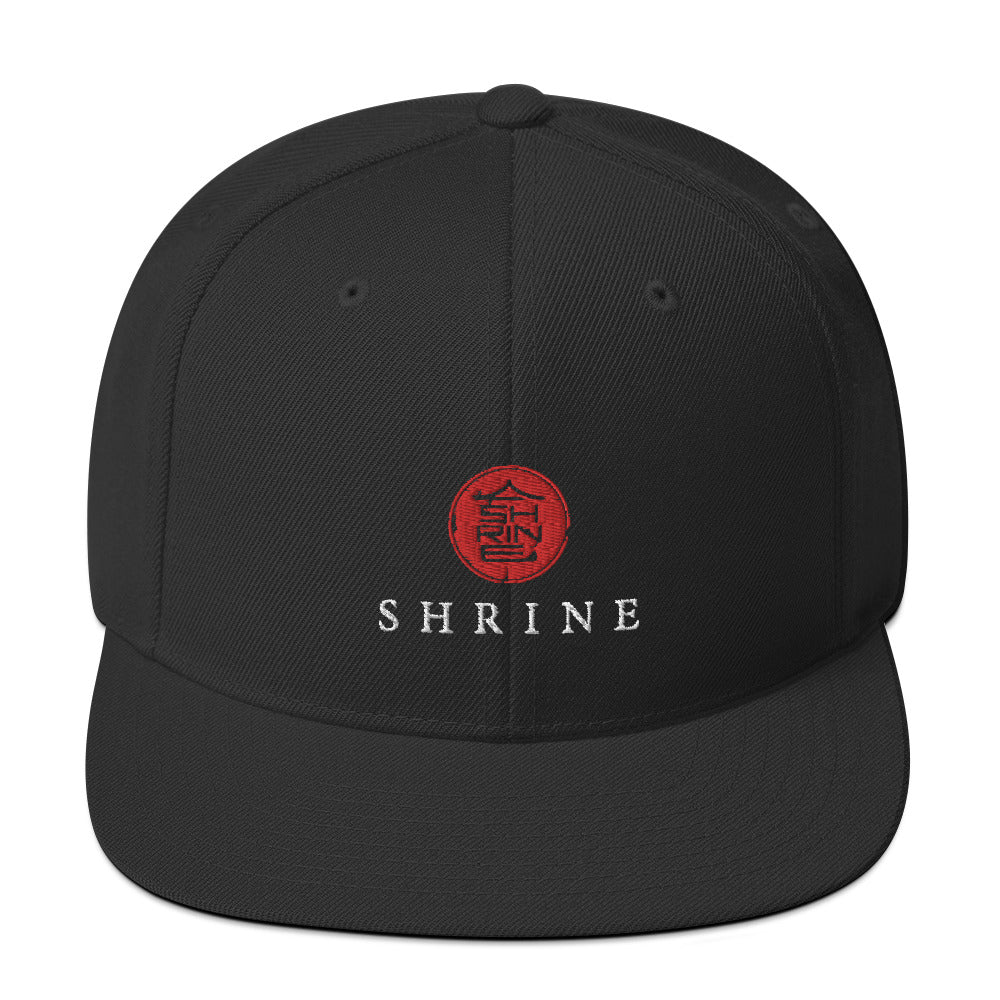 Shrine Snapback Hat
