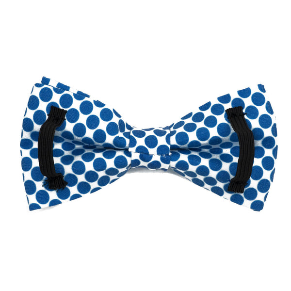 Berry Polka Dot Dog Bow Tie - Waggy Pups