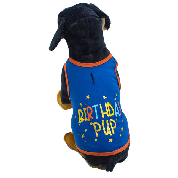 Birthday Pup Tank Top