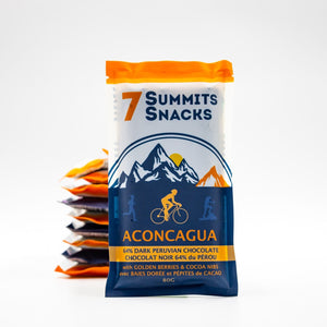 Aconcagua Everyday Superfood Chocolate Bar - 10 Pack