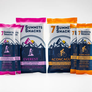 7 Summits Snacks Taster Box