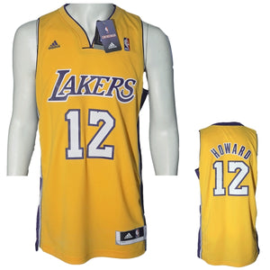 Maillot LAKERS HOWALD Adidas