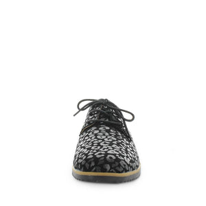 womens comfort loafer, leopard print loafer, just bee womens shoes (4473662898255)