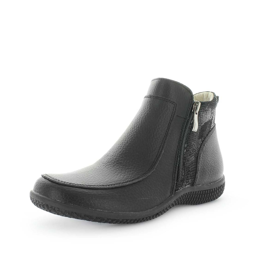 womens comfort boots, womens flat boots, womens shoes, just bee (4493637812303)