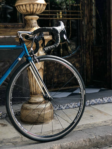 VCA RAZOR-RD  Custom build/painted steel road bike
