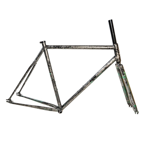 So-EZ Tracklocross Frameset CUSTOM PAINTED size 54