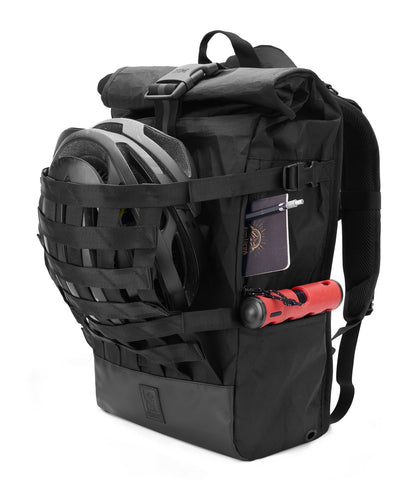BARRAGE CARGO BACKPACK ALL BLACK
