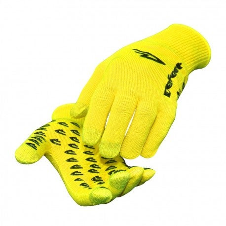 Γάντια Defeet Yellow Reflective Glove size L