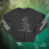VICIOUS CYCLES ATHENS X ROUGHTOOF  ltd edition Crew-neck