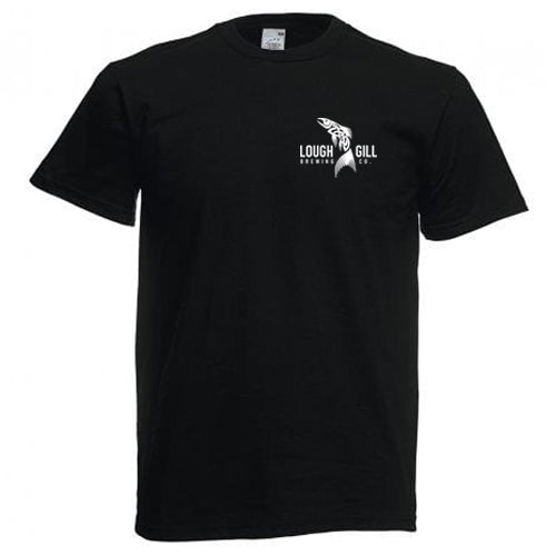 Lough Gill Brewery T-Shirt Black